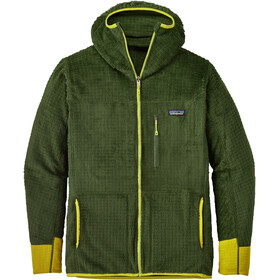 """Patagonia M's R3 Hoody Glades Green"""